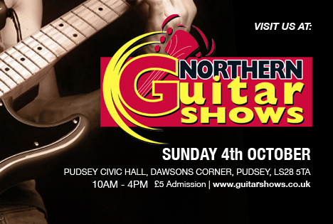 Join Fane Acoustics at Leeds / Bradford Guitar Show