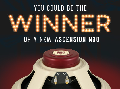 'Win an Ascension N30' Prize Draw Winners Announced